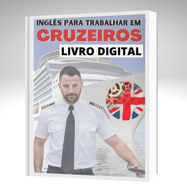 Imagem principal do produto Guia Completo para Trabalhar em Navios de Cruzeiro