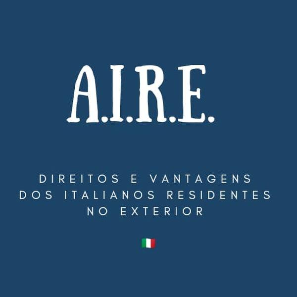 Imagem principal do produto AIRE Direitos e vantagens dos italianos residentes no exterior