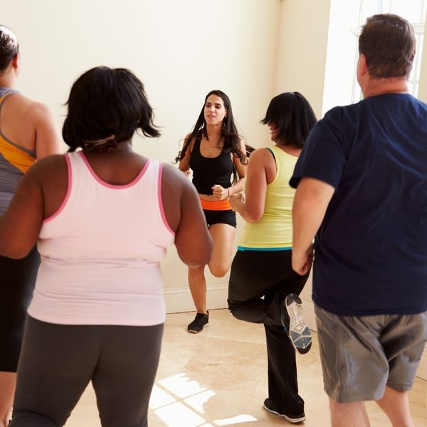 Imagem principal do produto Exercício físico e obesidade