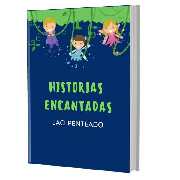 Imagem principal do produto E-book - Histórias Encantadas