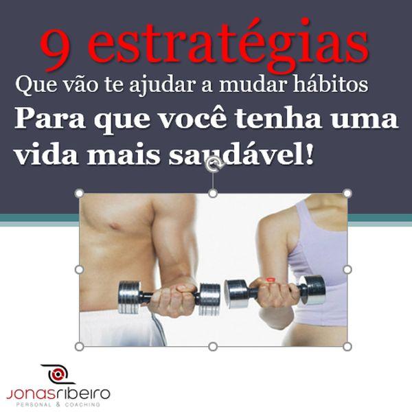 Imagem principal do produto 9 estratégias para você ter uma vida mais saudável