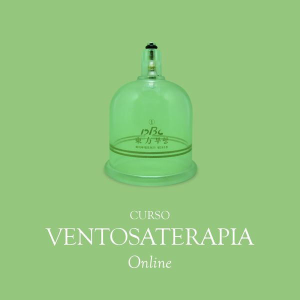 Imagem principal do produto Curso de Ventosaterapia Online