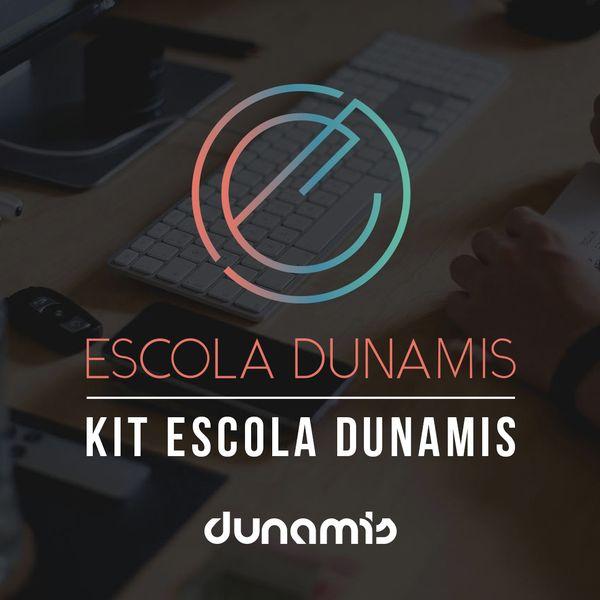 Imagem principal do produto Kit Escola Dunamis