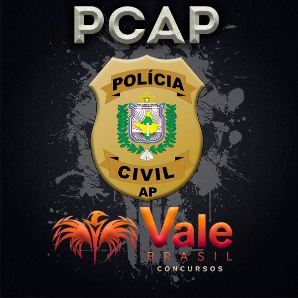 Imagem principal do produto Curso Polícia Civil do Amapá - PCAP 🕵️♂️
