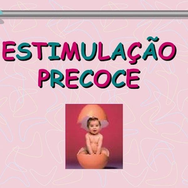 Imagem principal do produto ESTIMULAÇÃO PRECOCE NO AUTISMO