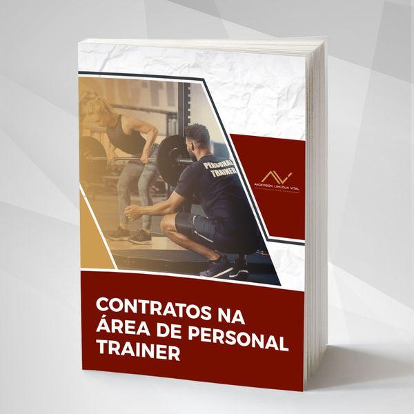 Imagem principal do produto Contratos para Personal Trainer