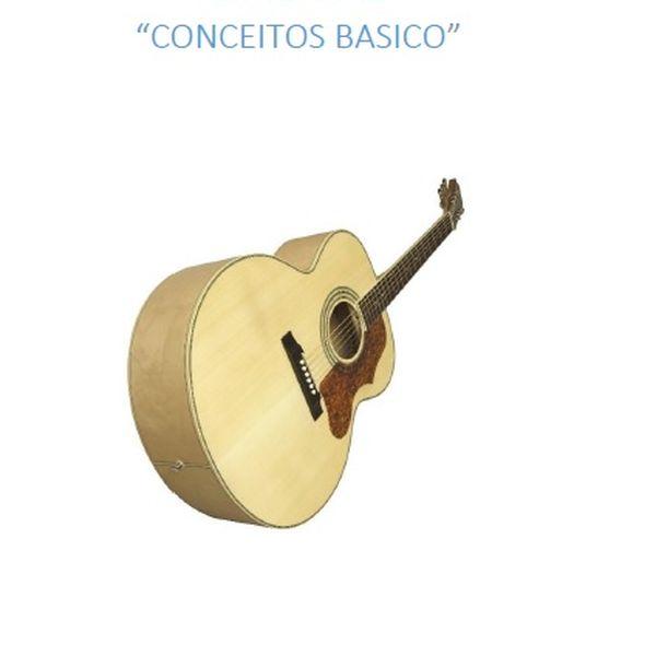 """Imagem principal do produto DADGAD """"CONCEITOS BASICOS"""""""