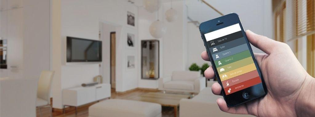 Automação Residencial por WiFi