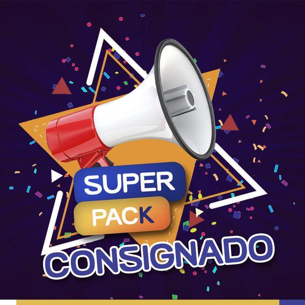 Imagem principal do produto MEGA PACK CRÉDITO CONSIGNADO