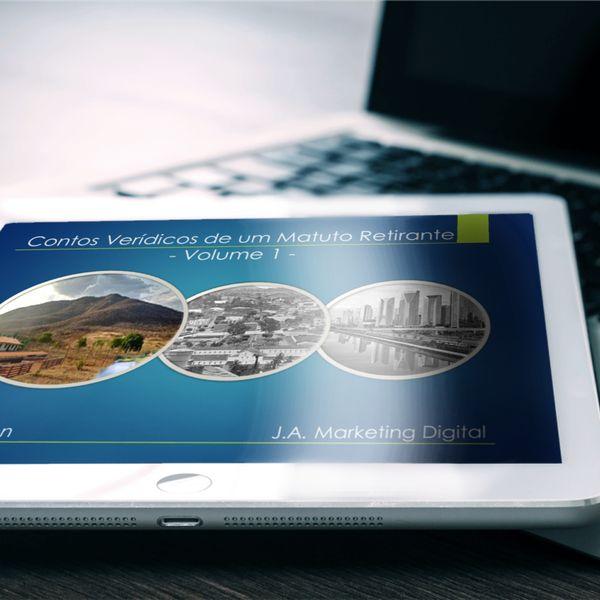 Imagem principal do produto Contos Verídicos de um Matuto Retirante