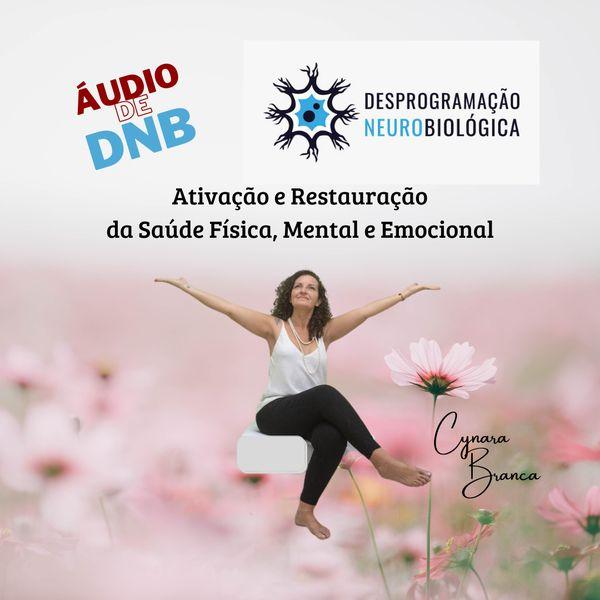 Imagem principal do produto Áudio DNB - Saúde com Cynara Branca