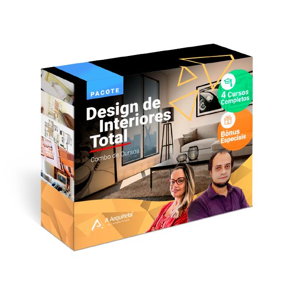 curso de designer de interiores online