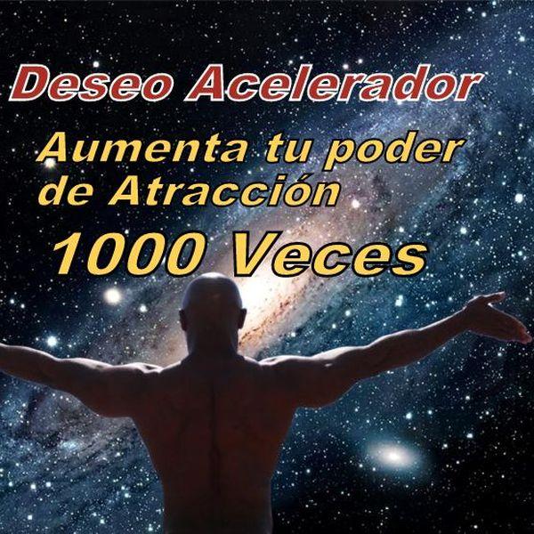Imagem principal do produto Deseo Acelerador 1000 Veces