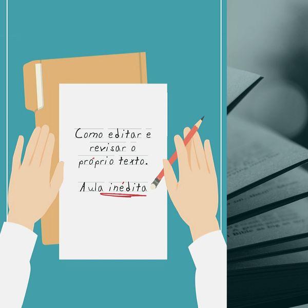 Imagem principal do produto Como editar e revisar o próprio texto