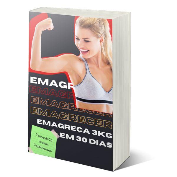 Imagem principal do produto Emagreça 3kg em 30 dias