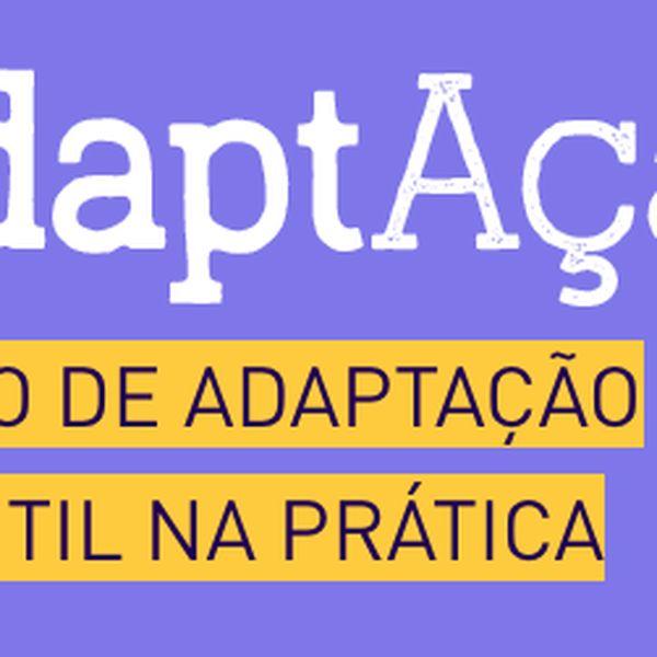 Imagem principal do produto AdaptAção - Curso de Adaptação Infantil na Prática