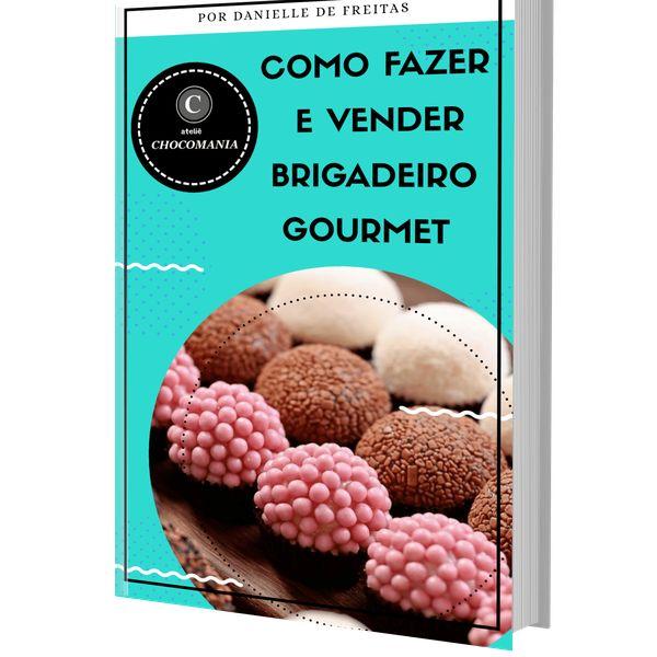 Imagem principal do produto COMO FAZER E VENDER BRIGADEIRO GOURMET