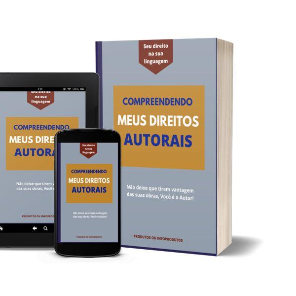 Imagem principal do produto COMPREENDENDO MEUS DIREITOS AUTORAIS