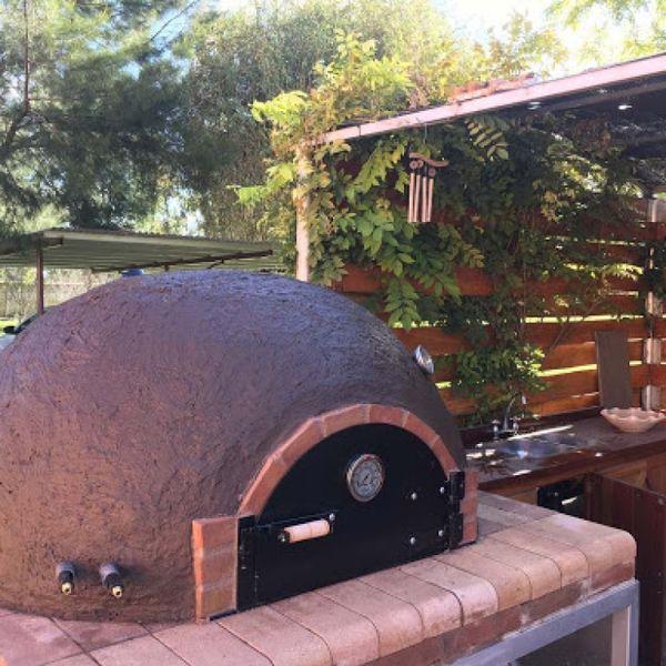 Imagem principal do produto Capacitación en construcción de horno de barro y parrilla para asar