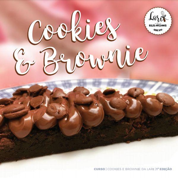 Imagem principal do produto Cookies e Brownies