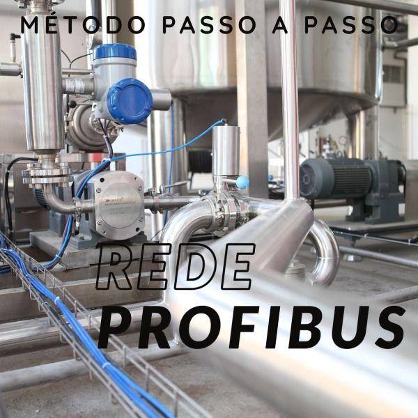 Imagem principal do produto APLICAÇÃO DE REDE PROFIBUS