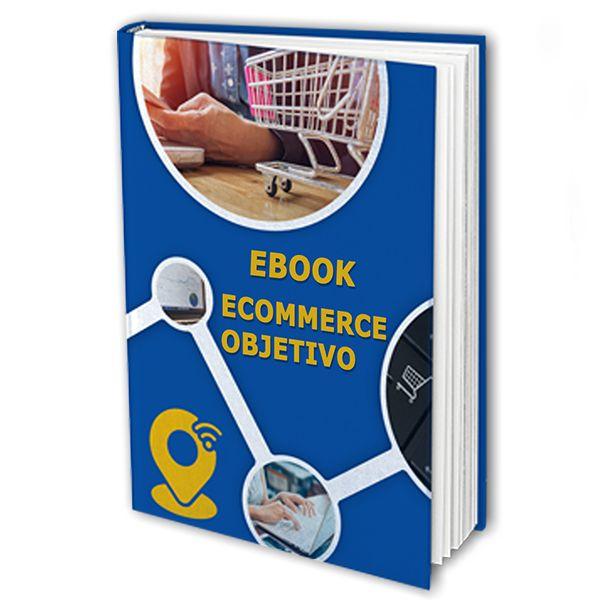 Imagem principal do produto Ebook - Ecommerce Objetivo