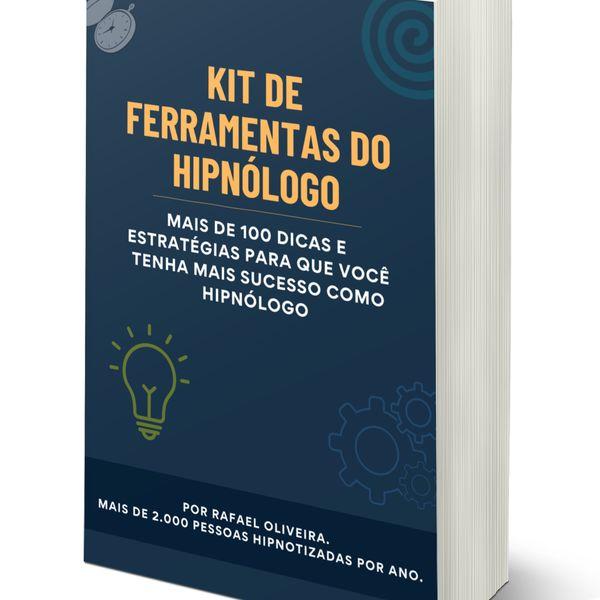 Imagem principal do produto Kit de ferramentas do hipnólogo