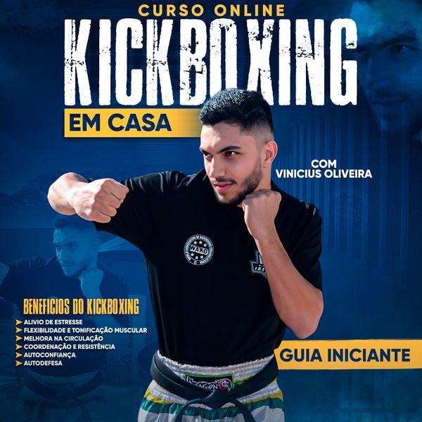 Imagem principal do produto Kickboxing em casa   Guia iniciante