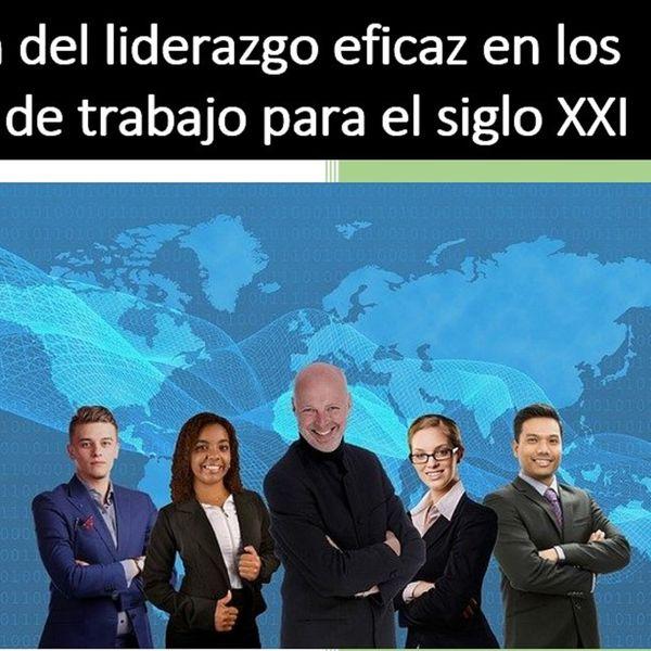 Imagem principal do produto Gestión del liderazgo eficaz en los centros de trabajo del siglo XXI.