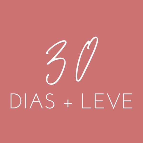 Imagem principal do produto 30 DIAS + LEVE