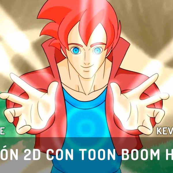 Imagem principal do produto Animación 2D en Toon Boom Harmony