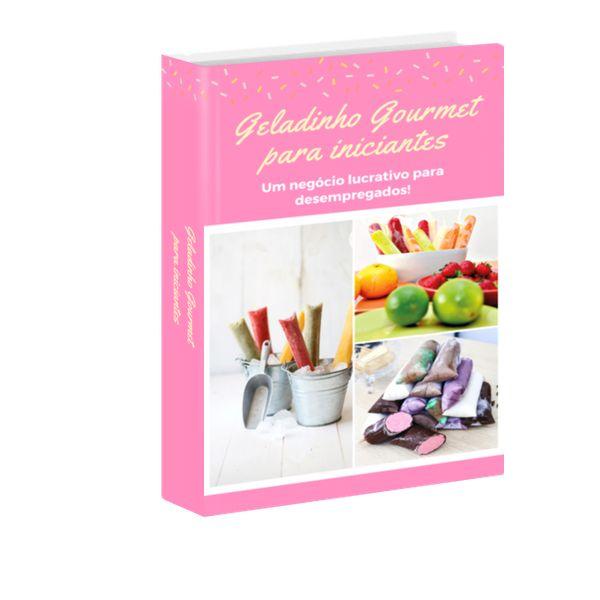 Imagem principal do produto Geladinho Gourmet para iniciantes