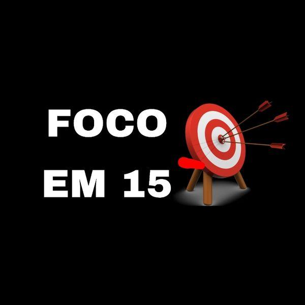 Imagem principal do produto FOCO EM 15