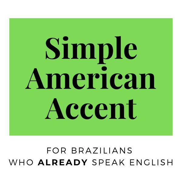 Imagem principal do produto The Course - American accent, pronunciation, and confidence for Brazilians who already speak English