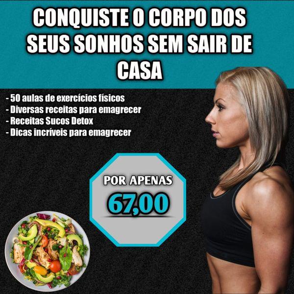 Imagem principal do produto DESAFIO CORPO DOS SONHOS
