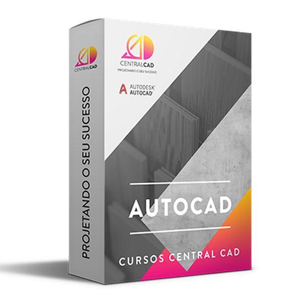 Imagem principal do produto AUTOCAD Projeto Arquitetônico Completo - Com Apostila