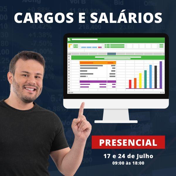 Imagem principal do produto Formação em Cargos, Salários, Desempenho e Remuneração Variável
