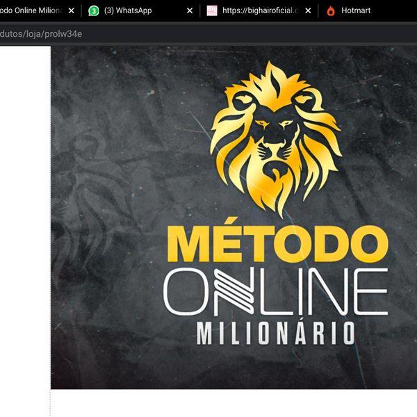 Imagem principal do produto Mente Milionária
