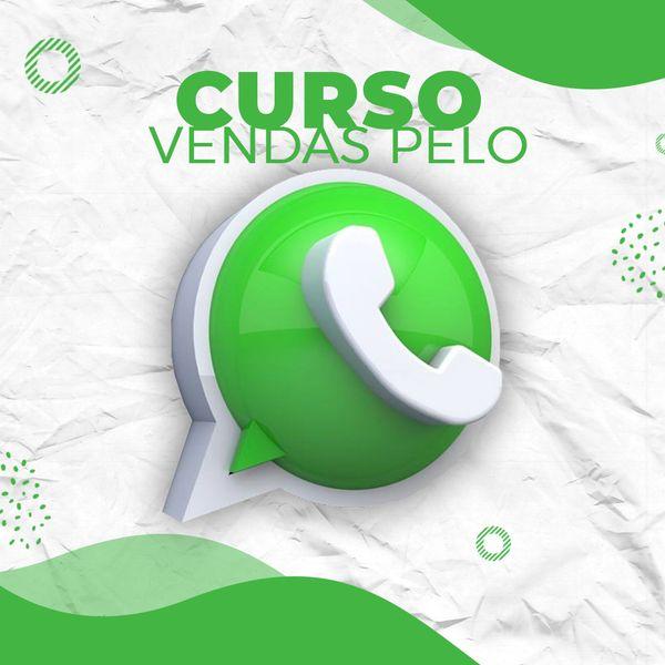 Imagem principal do produto Aprenda a Vender pelo WhatsApp (Curso em Vídeo)