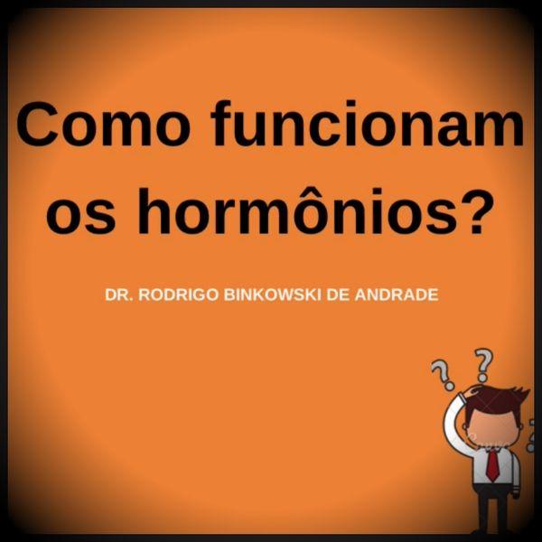 Imagem principal do produto Como funcionam os hormônios?
