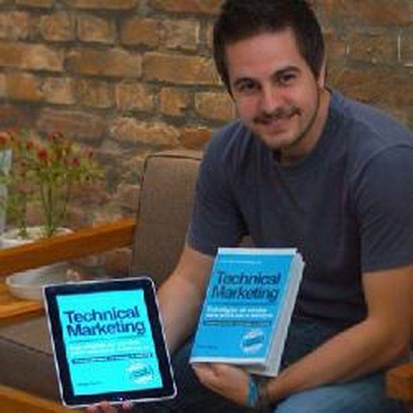 Imagem principal do produto Ebook Technical Marketing
