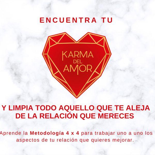 Imagem principal do produto Descubre tu Karma del Amor