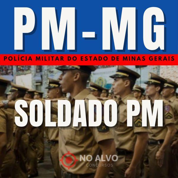 Imagem principal do produto APOSTILA POLÍCIA MILITAR DE MINAS GERAIS - SOLDADO