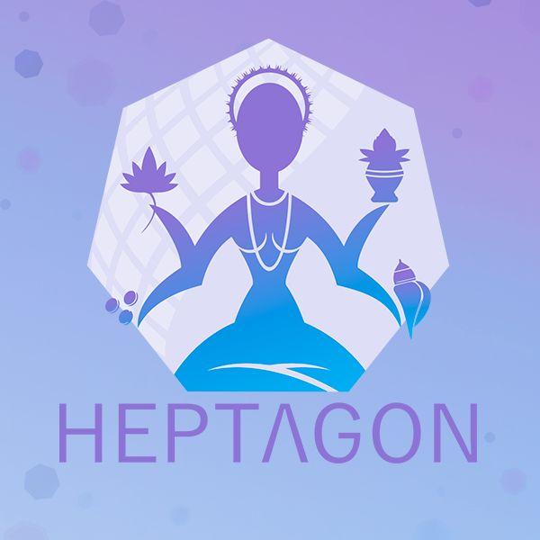Imagem principal do produto HEPTAGON