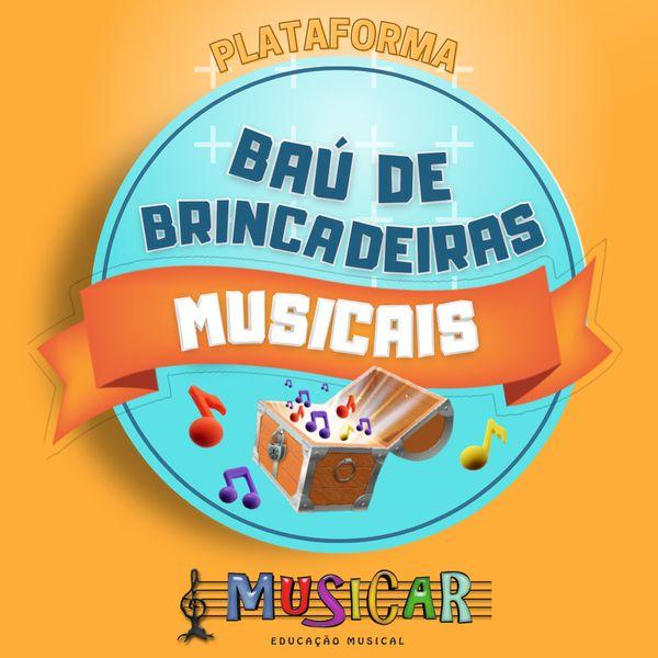 Imagem principal do produto Baú de Brincadeiras Musicais
