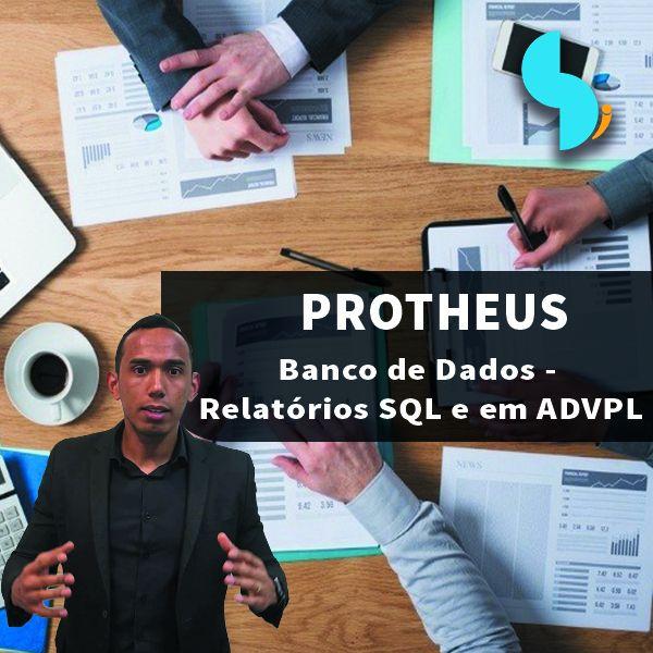 Imagem principal do produto Protheus - Banco de dados SQL e Relatórios TReport ADVPL