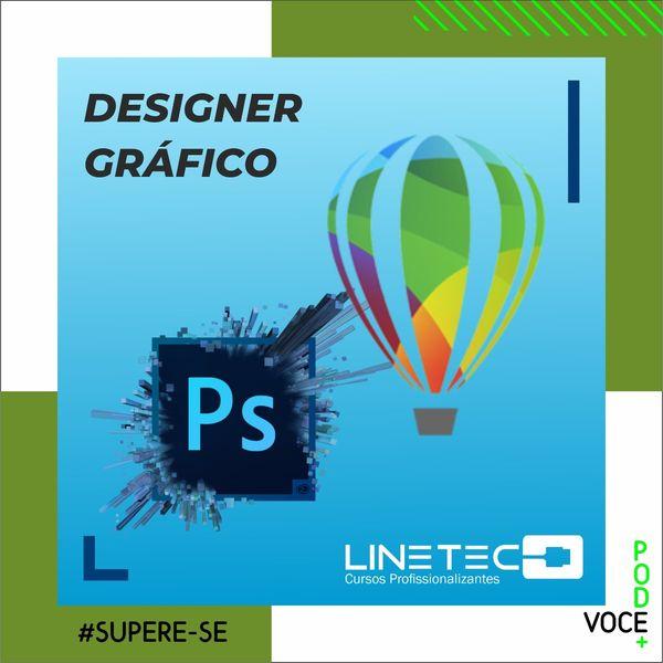 Imagem principal do produto Designer Gráfico