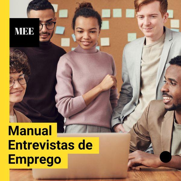Imagem principal do produto Manual Entrevista de Emprego