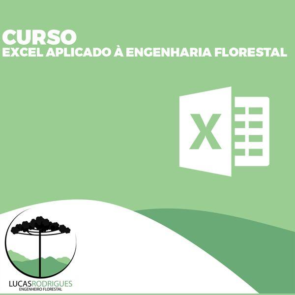 Imagem principal do produto Curso Excel Aplicado à Engenharia Florestal