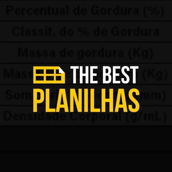 Imagem principal do produto The Best Planilhas